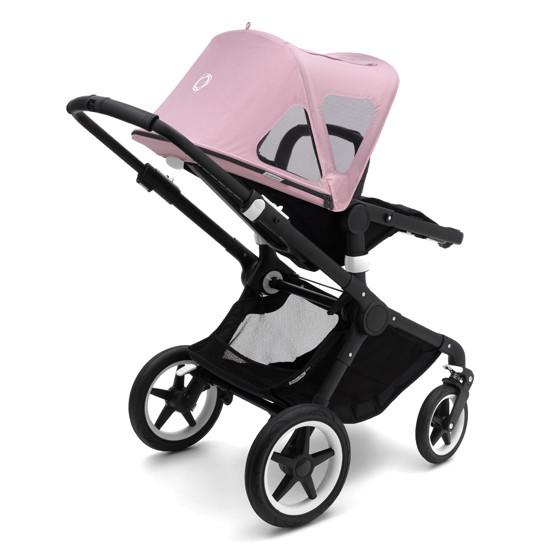 Bugaboo Fox/Cameleon3 Breezy Sun Canopy Soft Pink