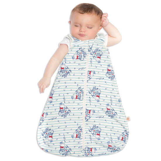 Ergo Baby Sleeping Bag - Limited Edition Hello Kitty - Sail Away-2