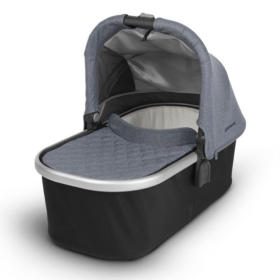 UPPAbaby 2018 Bassinet - Gregory for VISTA (2015 - LATER) and CRUZ
