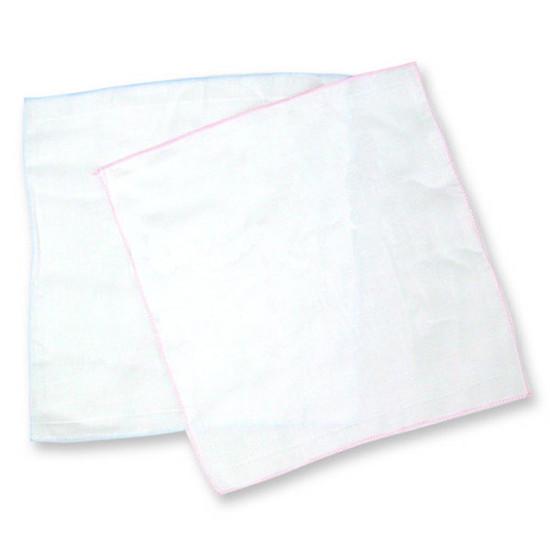 Bradcal Baby Gauze Handkerchief 10pk - Blue Product