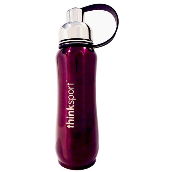 ThinkBaby thinksport Insulated Sports Bottle 17oz - Purple