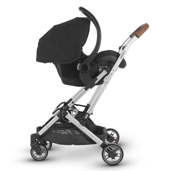 UPPAbaby MINU Infant Car Seat Adapter For Maxi-Cosi/Nuna/Cybex