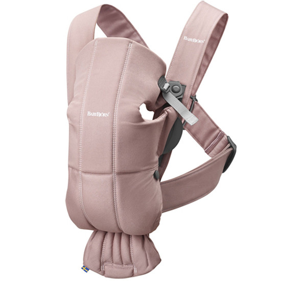 Baby Bjorn Baby Carrier Mini - Dusty Pink