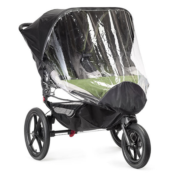 Baby Jogger Weather Shield - Summit X3 Double Product