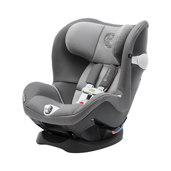 CYBEX Sirona M with Sensorsafe 2.0 in Grey