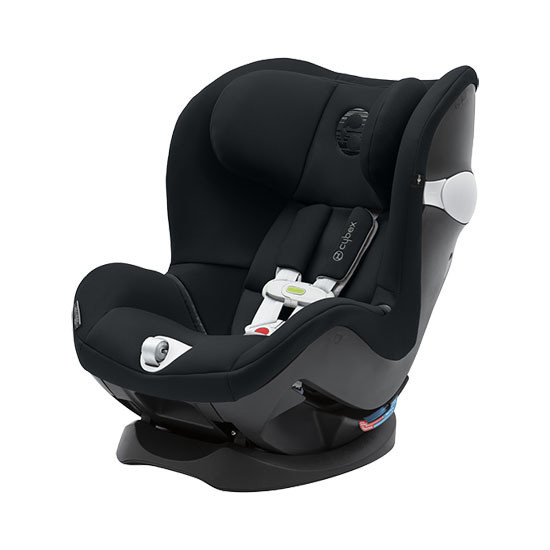 CYBEX Sirona M with Sensorsafe 2.0 in in Black