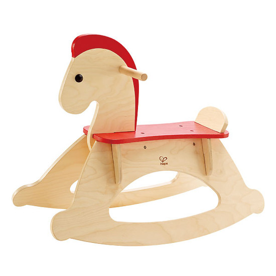 Hape Rock and Ride Rocking Horse-1