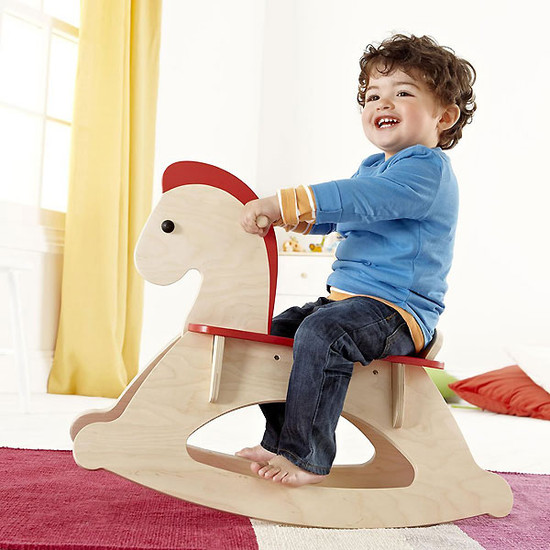 Hape Rock and Ride Rocking Horse-2