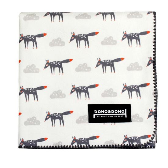 Innobaby Dono&Dono Multi-Purpose Cotton Cuddle Blanket - Little Zoro-1