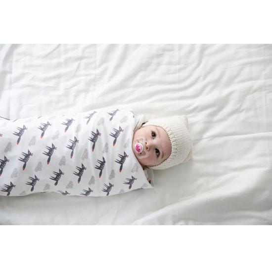 Innobaby Dono&Dono Multi-Purpose Cotton Cuddle Blanket - Little Zoro-3