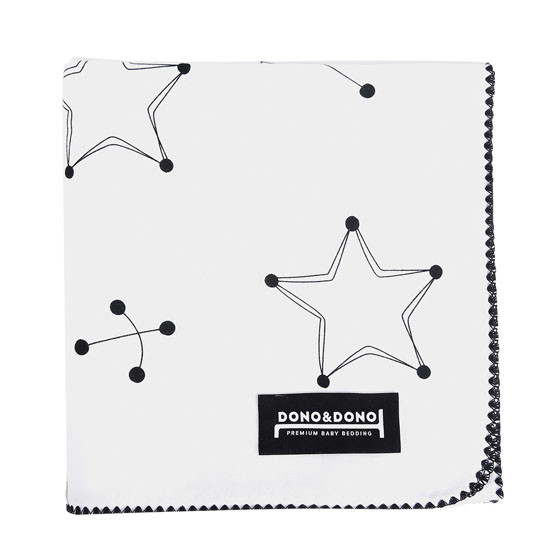 Innobaby Dono&Dono Multi-Purpose Cotton Cuddle Blanket - Jupiter-1