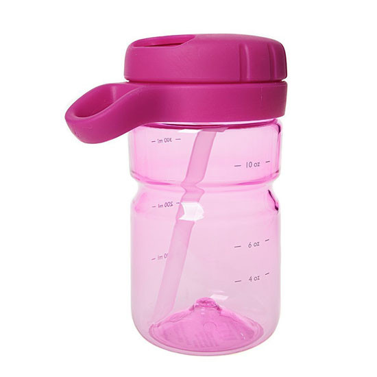 OXO Twist Top Water Bottle - Pink_thumb3