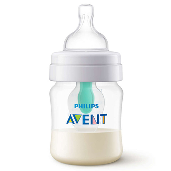 Philips Avent Anti-Colic Bottle with AirFree Vent - 4 oz
