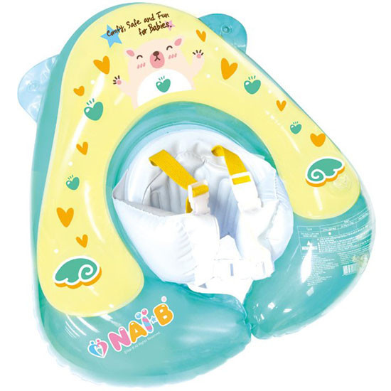 Nai-B Hamster Swim Mom Mint - Mint