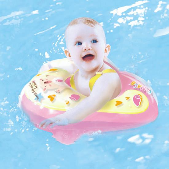 Nai-B Hamster Swim Mom Mint - Pink
