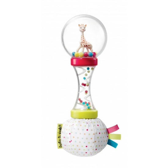 Calisson Inc Soft Maracas Rattle