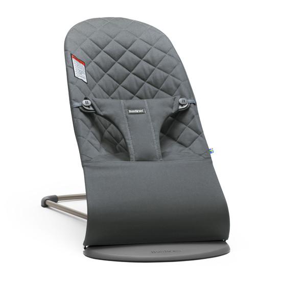 Baby Bjorn Bouncer Bliss - Anthracite Product Photo
