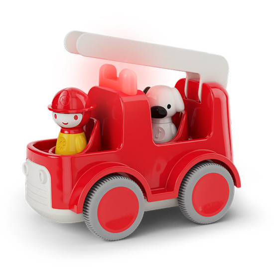 Kid O Myland Fire Truck Product
