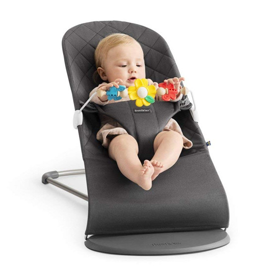 Baby Bjorn Toy for Bouncer in Flying Friends lifestyle