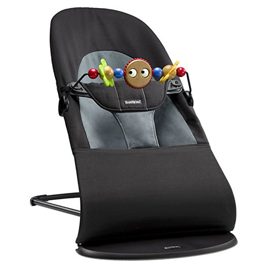 Baby Bjorn Toy for Bouncer - Googly Eyes lifestyle