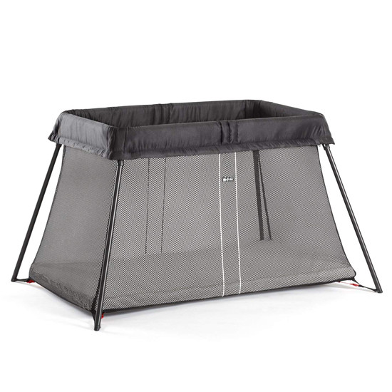 Baby Bjorn Travel Crib Light in Black