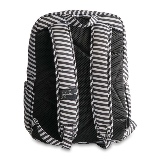 Ju-Ju-Be MiniBe - Black Magic Grey Back of Product