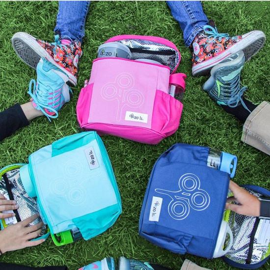 NOMNOM Lunch Bag by Zoli