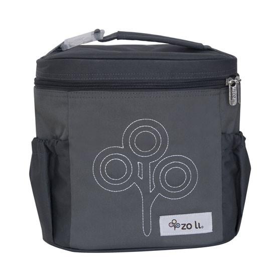 Zoli Inc. NOMNOM Lunch Bag - Grey