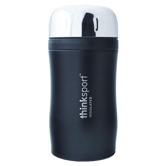 ThinkBaby ThinkSport GO4TH - 17oz - 500ml - Coated Black Product Photo