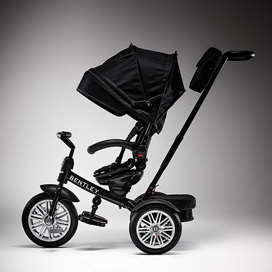 Bentley Trike 6-in-1 Baby Stroller/Kids Tricycle World Facing with Canopy Product Photo