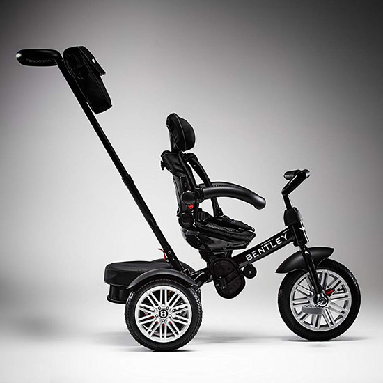 Bentley Trike 6-in-1 Baby Stroller/Kids Tricycle World Facing without Canopy Product Photo