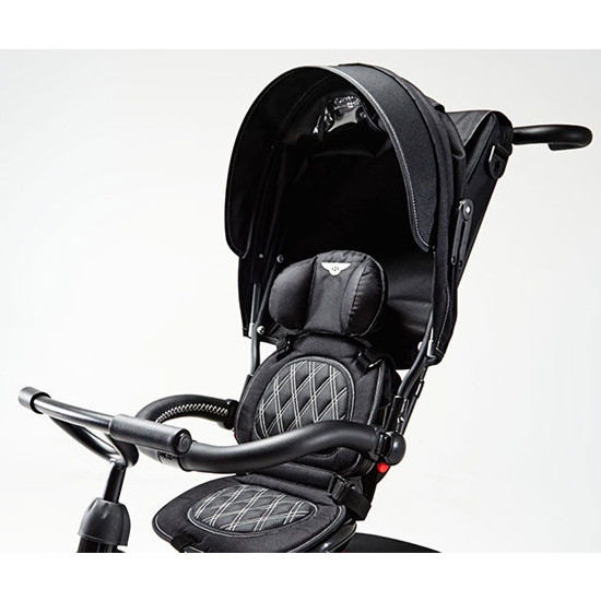 Bentley Trike 6-in-1 Baby Stroller/Kids Tricycle Detailed Seat Product Photo