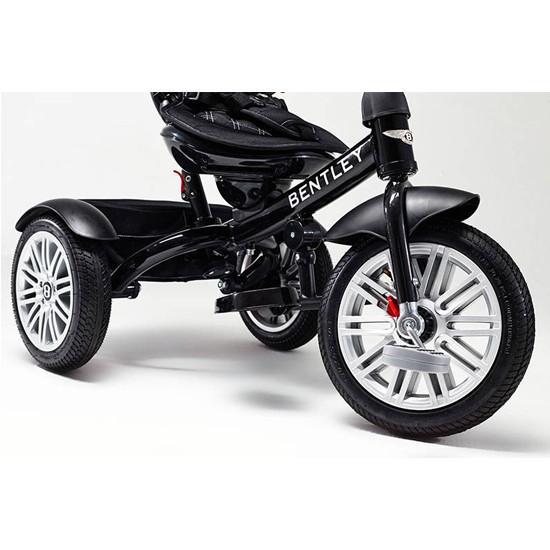 Bentley Trike 6-in-1 Baby Stroller/Kids Tricycle Close up of wheels