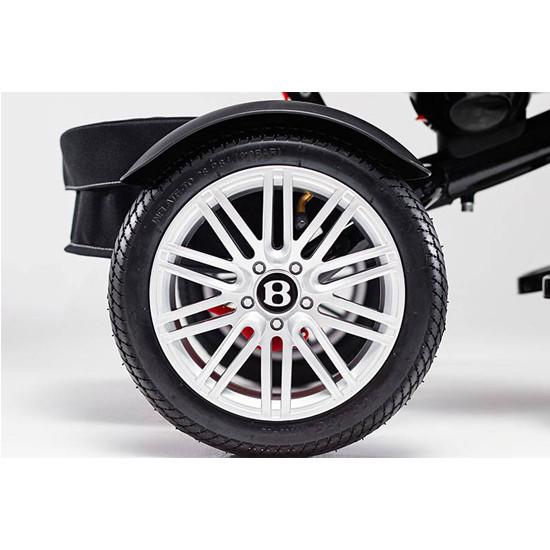 Bentley Trike 6-in-1 Baby Stroller/Kids Tricycle - Onyx Black_thumb__12