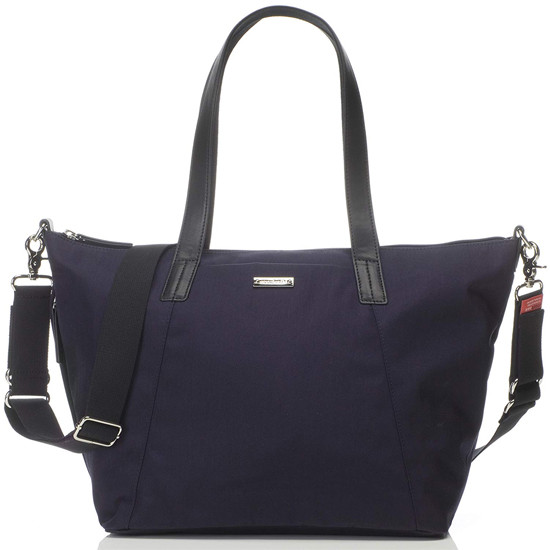 Storksak Noa Luxe Changing Bag - Midnight Blue Product Photo