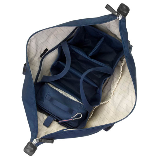 Storksak Travel Bag Collection Cabin Carry on - Navy_thumb4