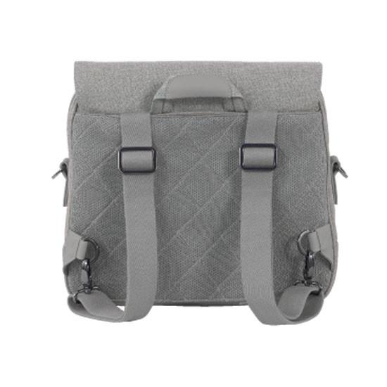 Nuna Diaper Bag - Frost features a Backpack design