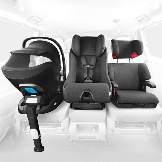 Clek Liing Infant Car Seat - Slate_thumb_10