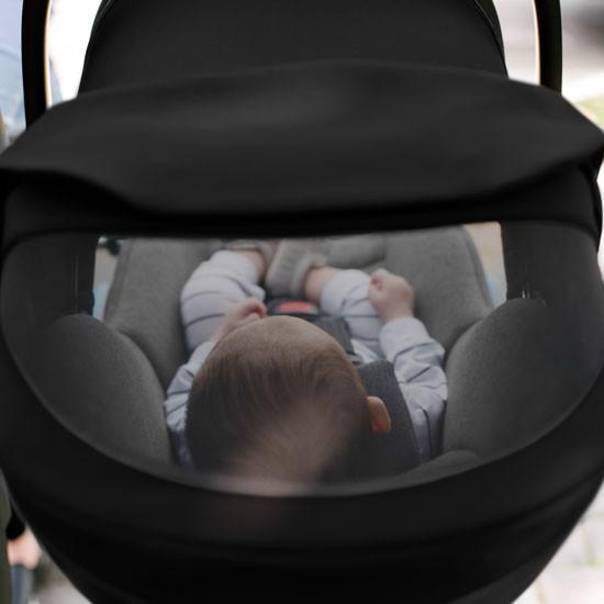 Clek Liing Infant Car Seat - Slate_thumb_11