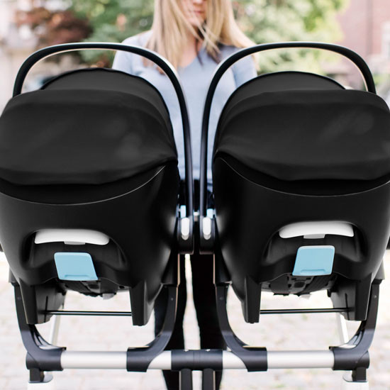 Clek Liing Infant Car Seat - Slate_thumb__image