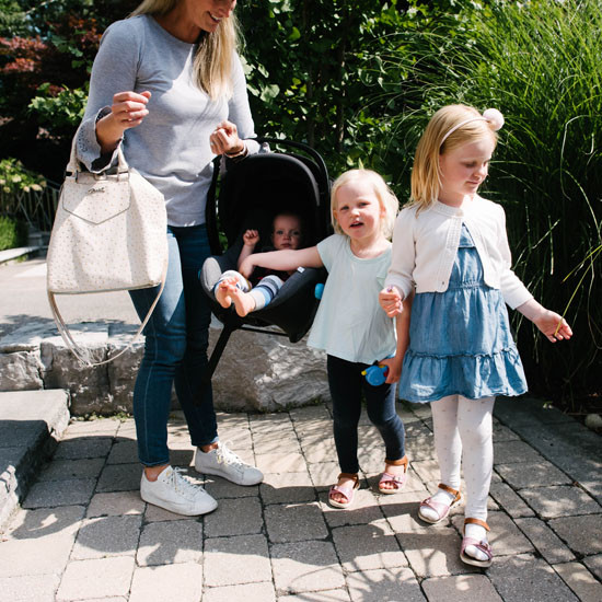 Clek Liing Infant Car Seat - Slate will fit in perfectly with your family