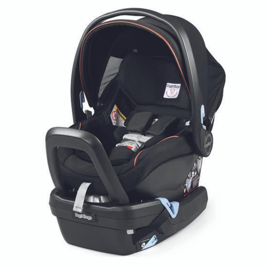 Peg Perego Primo Viaggio 4-35 Nido Infant Car Seat - Agio Black