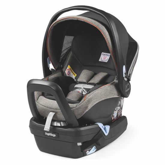 Peg Perego Primo Viaggio 4-35 Nido Infant Car Seat - Agio Grey