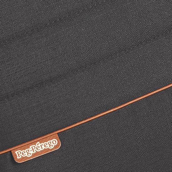 Peg Perego Primo Viaggio Kinetic Convertible - Agio Black Fabric