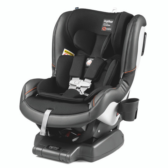 Peg Perego Primo Viaggio Kinetic Convertible - Agio Black
