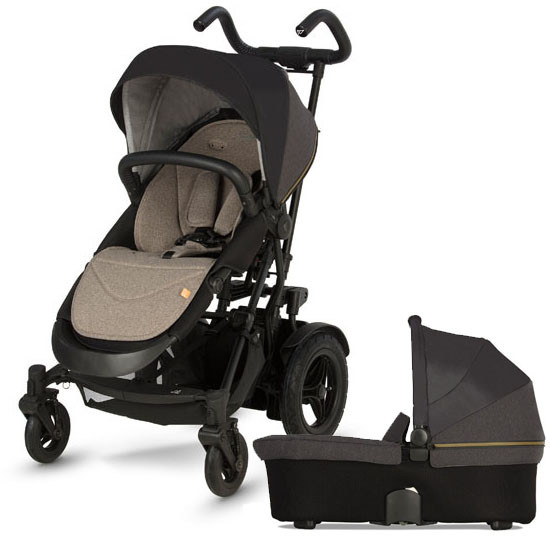 Micralite TwoFold Stroller - Carbon_thumb1