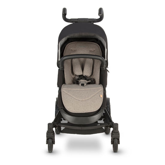 Micralite TwoFold Stroller - Carbon Front