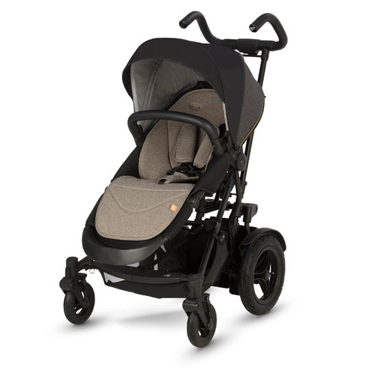 Micralite TwoFold Stroller - Carbon