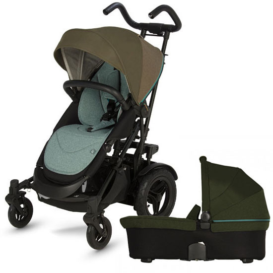 Micralite TwoFold Stroller - Evergreen_thumb1
