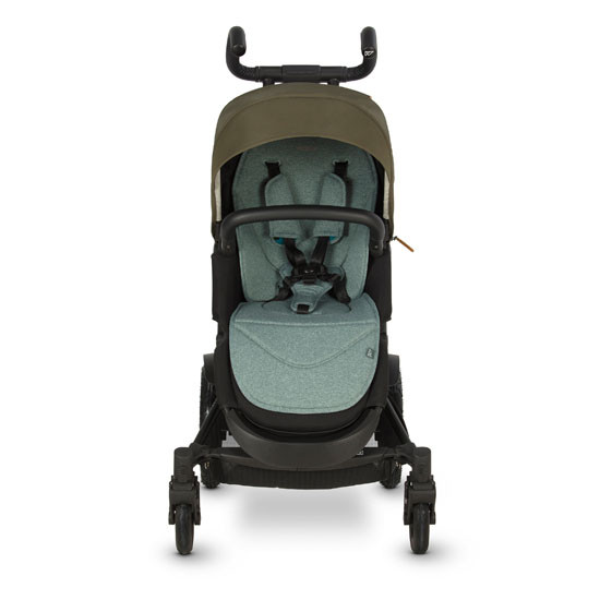 Micralite TwoFold Stroller - Evergreen Front